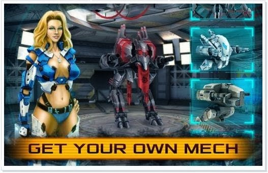 Free Download Mechs Warfare