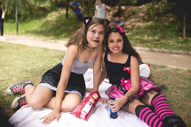 fantasia de boneca halloween para menina diy
