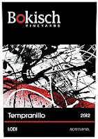 bottle shot of Bokisch Vineyards 2013 Tempranillo