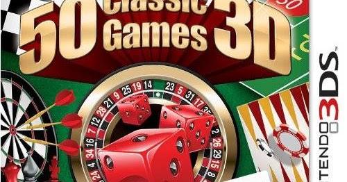 50 Classic Games 3d 3ds Cia Google Drive Link 3ds Hackz
