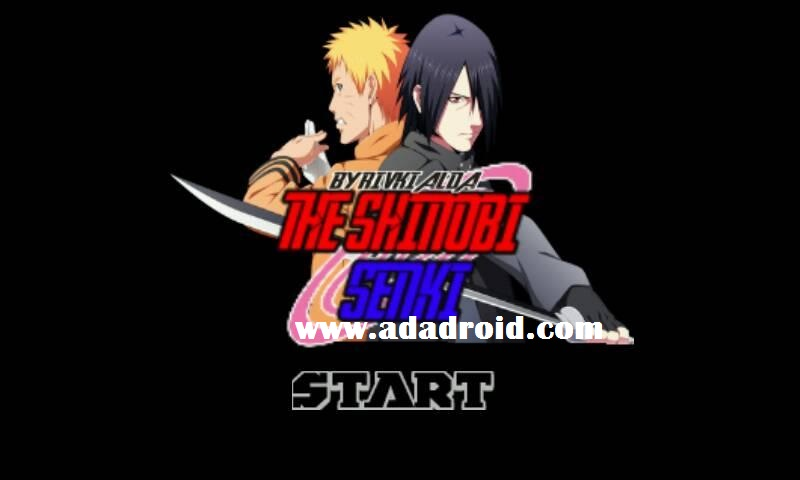 The Shinobi Senki by Rivki Alda Apk - Adadroid