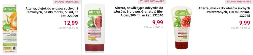 kosmetyki-alterra-rossmann
