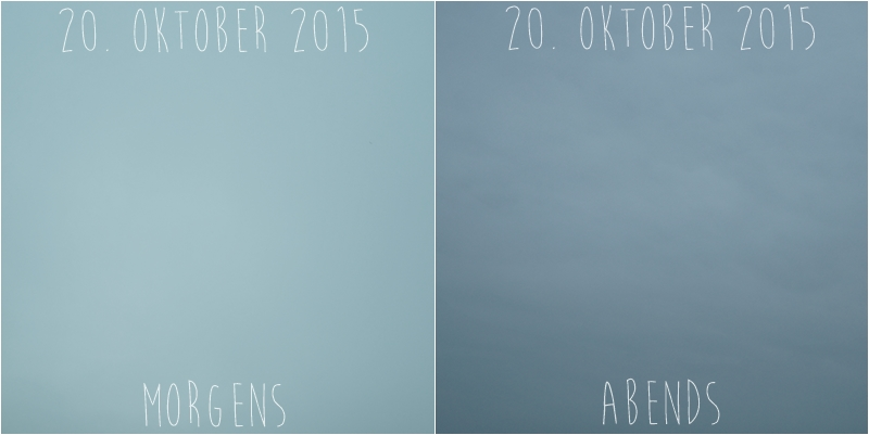 Blog + Fotografie by it's me! - Himmel am 20.10.2015