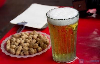 Ha Noi fresh beer (Bia Hơi Hà Nội)