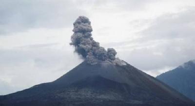 Gunung Anak Krakatau Erupsi, Pelayaran di Selat Sunda Diminta Waspada