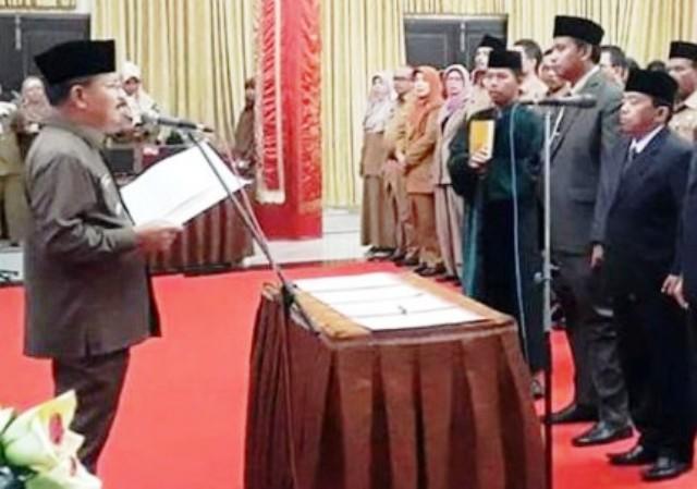 """Pemkab Padang Pariaman Surati Men PU Pera Andah Taslim : """"Soal Penamaan Tol"""""""