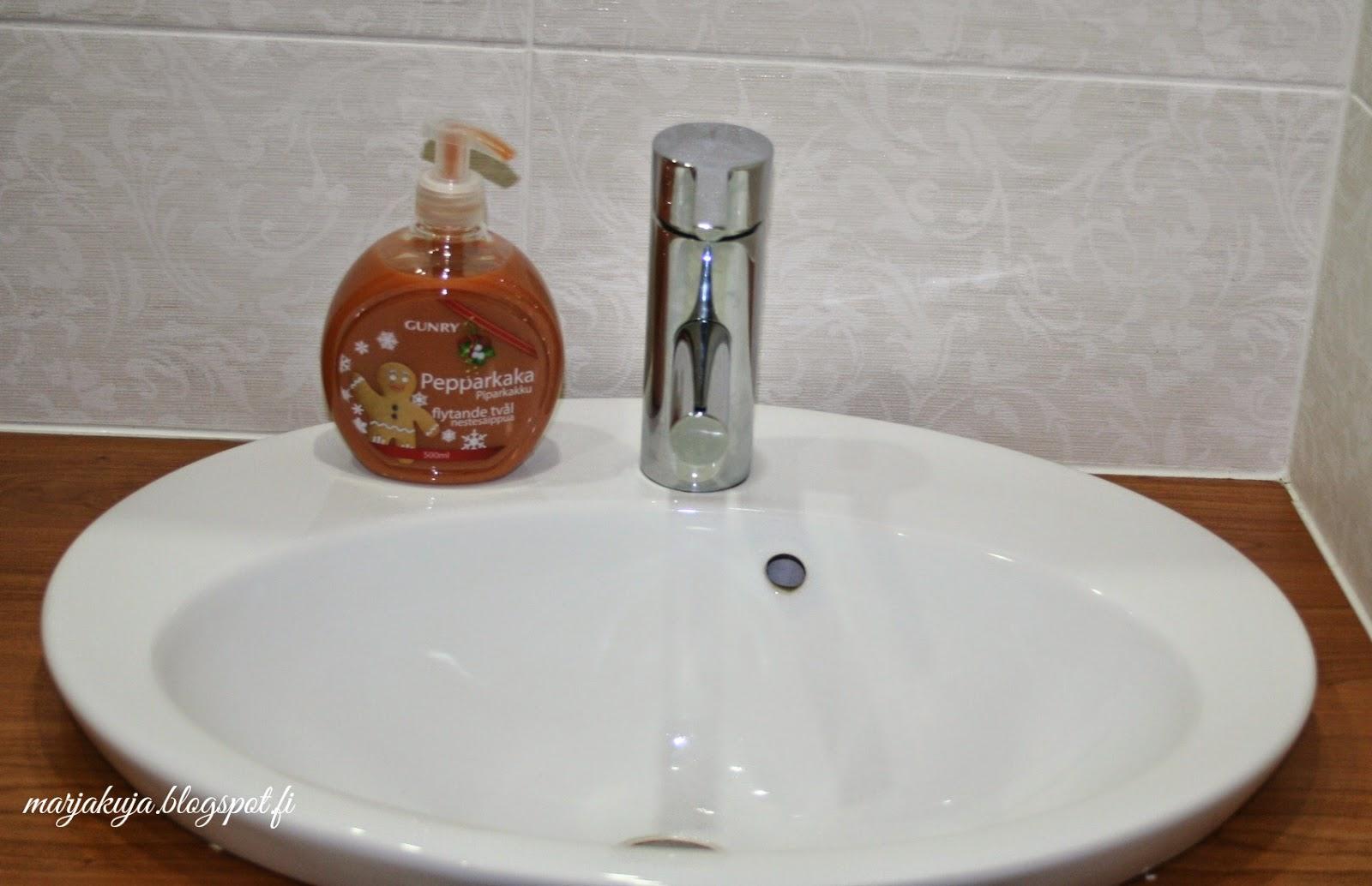 Piparkakku saippua