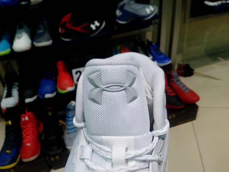 5dbc4a20e6f Under Armour just made this colorway very simple and I m sure you will not  have a hard time pairing this whether on court or off court.