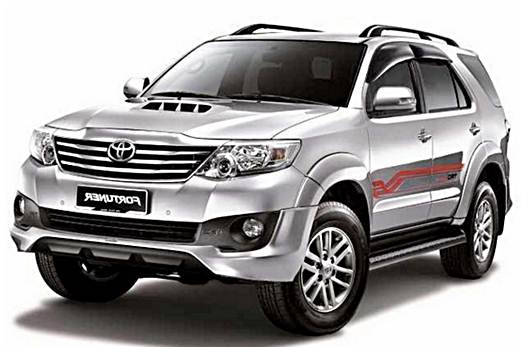 Toyota Fortuner Philippines 2016 Release Date