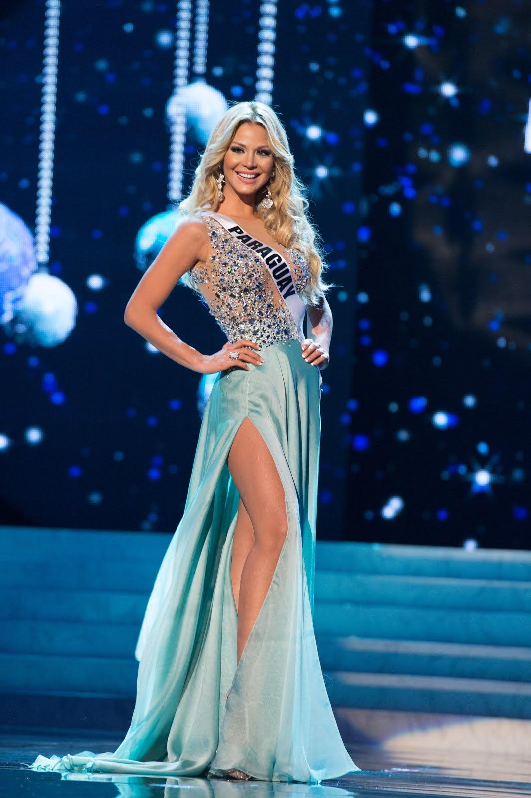 Misses Do Universo Miss Universe Paraguay 2012 - Egni -3688