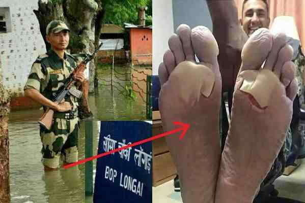 indian-army-jawan-photo-viral-standing-in-water