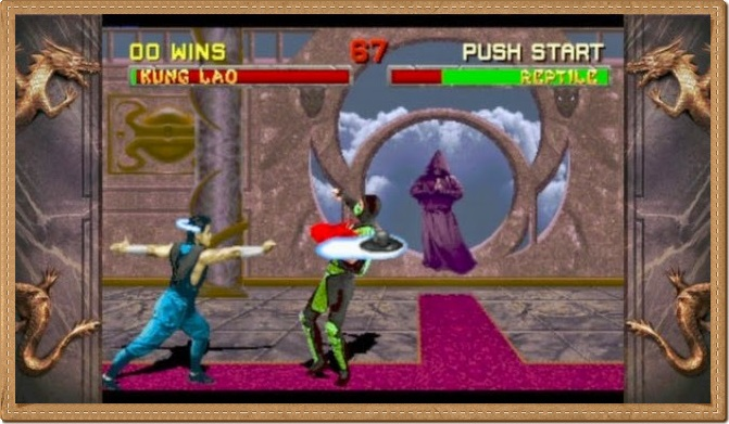 Mortal Kombat Arcade Kollection PC Games Gameplay
