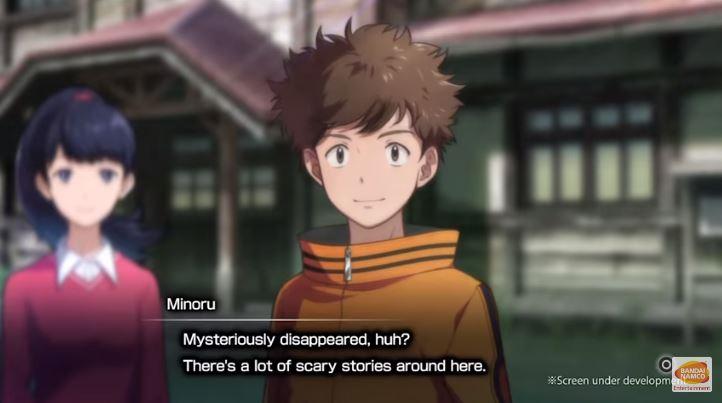 Digimon Survive – Dev Diary Minoru