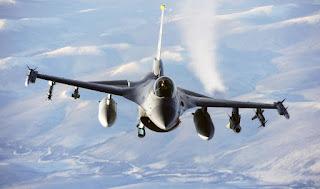 Jet Tempur F-16