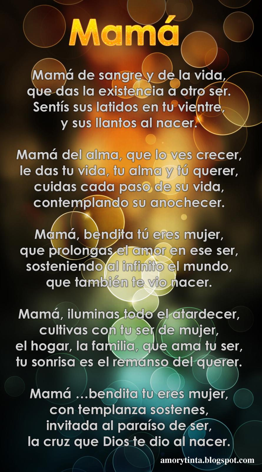 Poema De Navidad Para Mi Madre