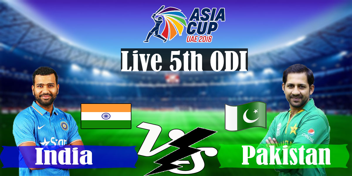 India Vs Pakistan, Asia Cup 2016 Live Cricket Streaming ...