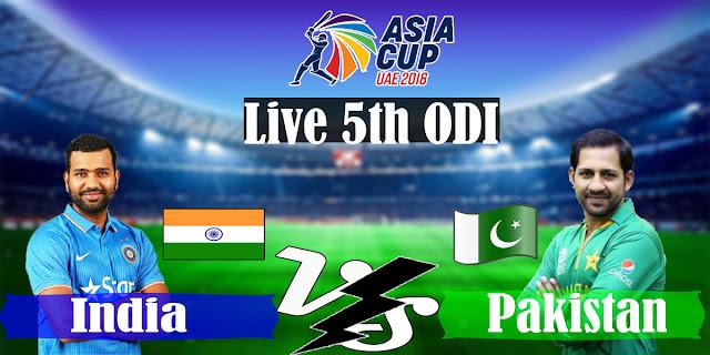 Pak Vs Ind Live streaming
