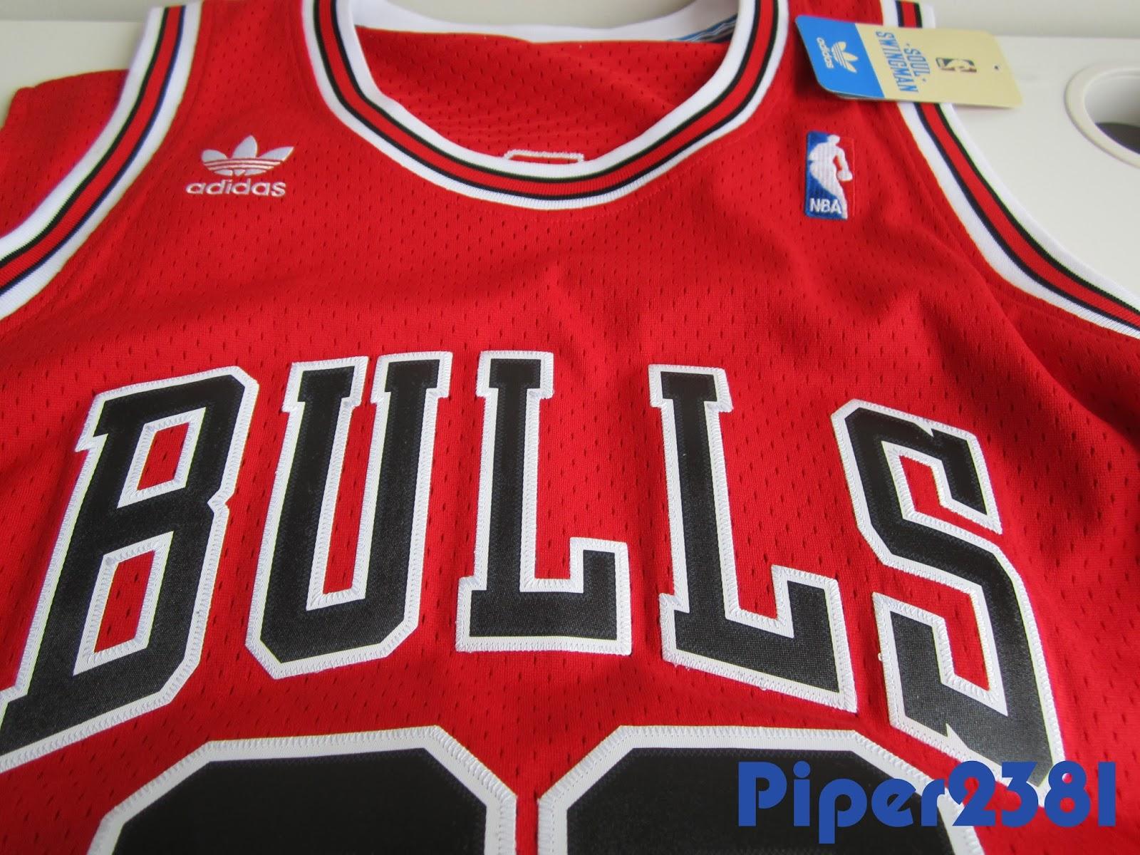 premium selection 6b366 8d711 Piper2381: Adidas Scottie Pippen Jersey