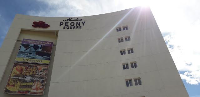 Peony Square