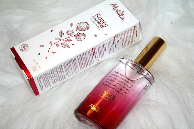 Melvita Nectar de Roses Body Collection