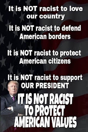 IT IS NOT RACIST TO SUPPORT OUR PRESIDENT