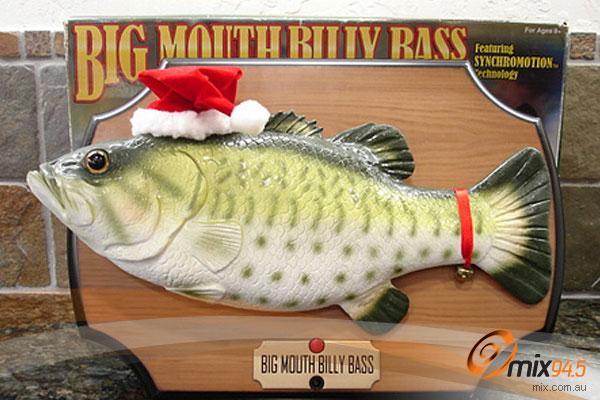 Dumb Ass Singing Billy Bass 95