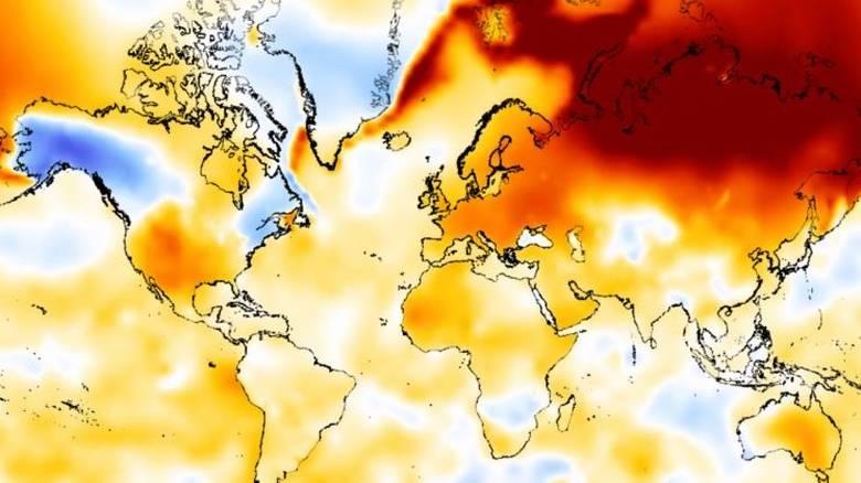 Οκτώ χάρτες δείχνουν τους μεγαλύτερους κινδύνους που αντιμετωπίζει η ανθρωπότητα! (Εικόνες)