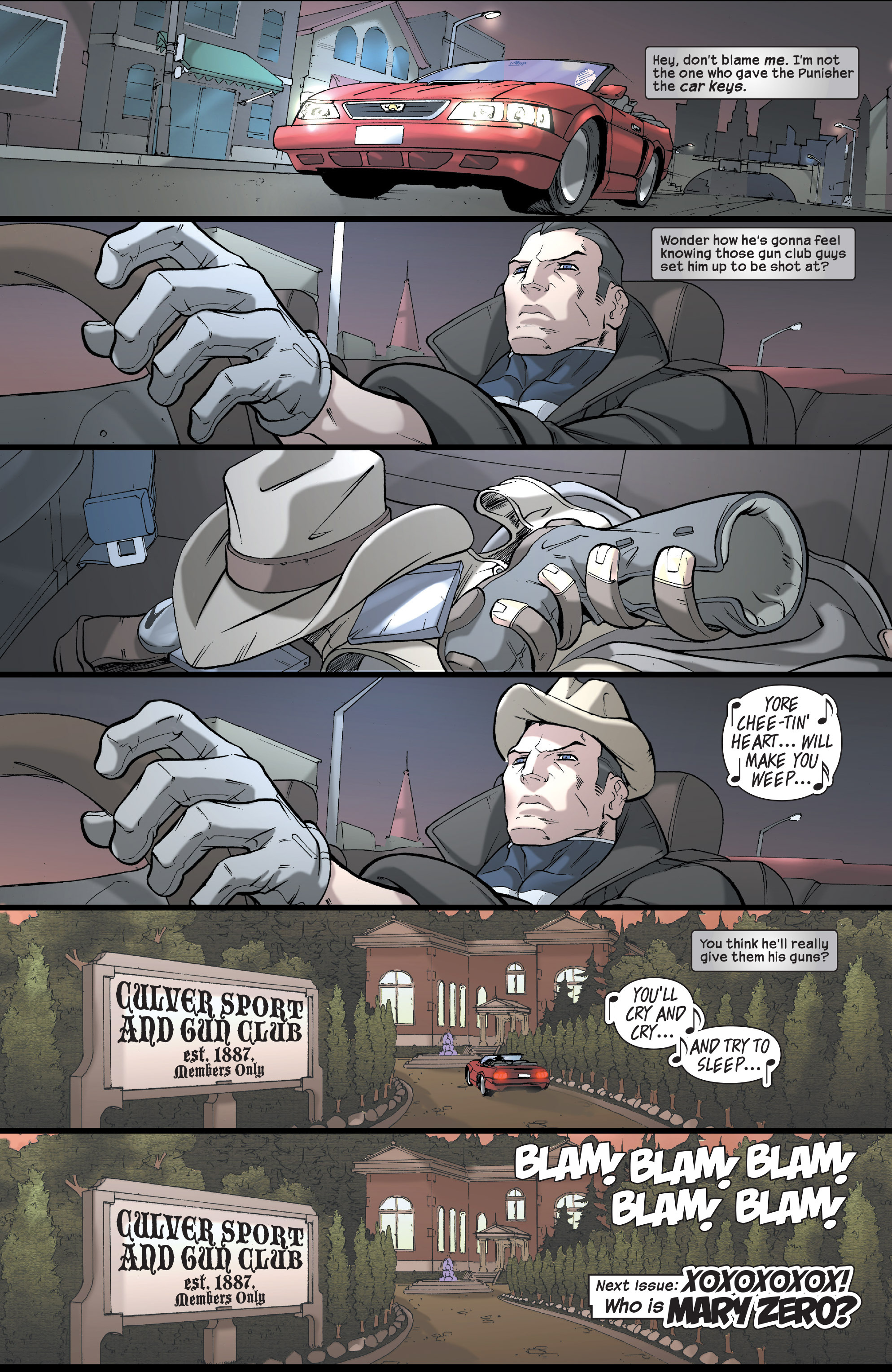 Read online Agent X comic -  Issue #2 - 24