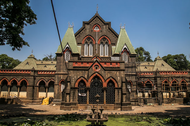 town hall places to visit kolhapur travel guide