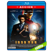 Iron Man (2008) Full HD 1080p Audio Dual Latino-Ingles