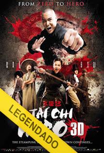 Tai Chi Hero – Legendado