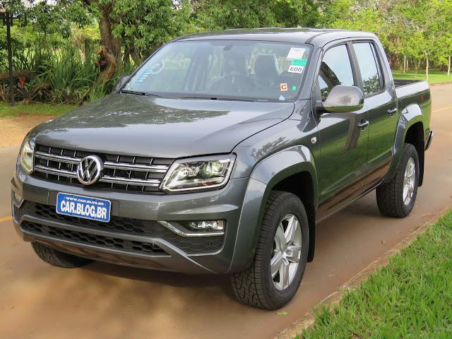 VW Passat, Amarok e Golf Variant 2016/2017: recall - Brasil