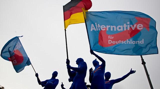 ΓΕΡΜΑΝΙΑ: Τρίτο κόμμα η Εναλλακτική για τη Γερμανία (AfD)