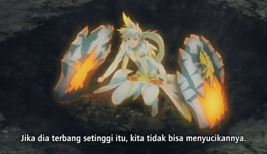 Download Anime Tales of Zestiria the X Episode 10 [Subtitle Indonesia]