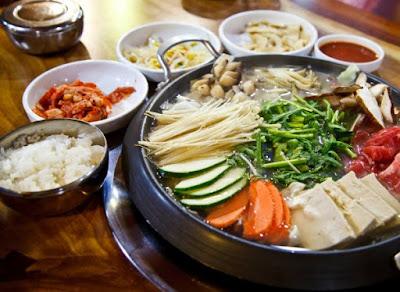 Makanan Korea Yang Populer Di Indonesia