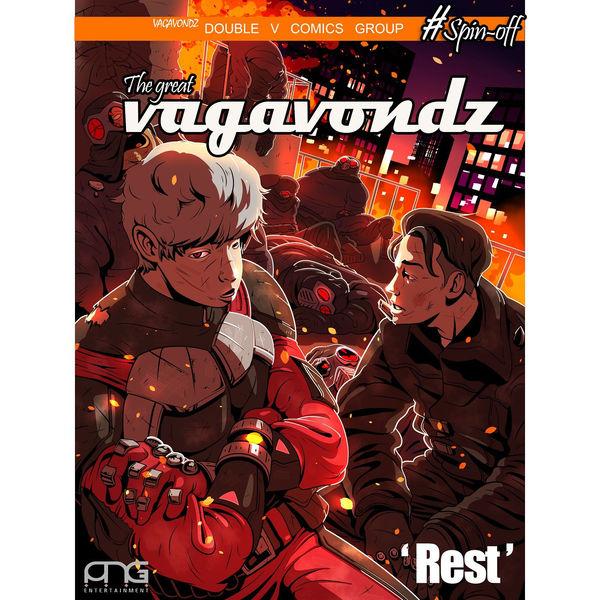 VagaVondz – Rest – EP