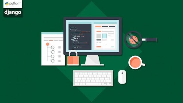 Learn Python Django From Scratch