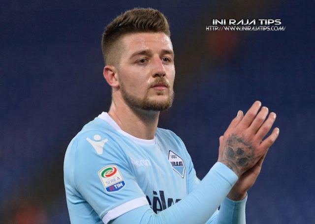 Sergej Milinkovic-Savic Tegaskan Berkomitmen Bersama Lazio