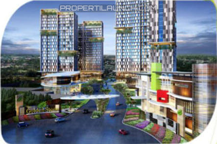 Apartment The Golden Stone Serpong