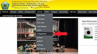 Cara Daftar NPWP Secara Online
