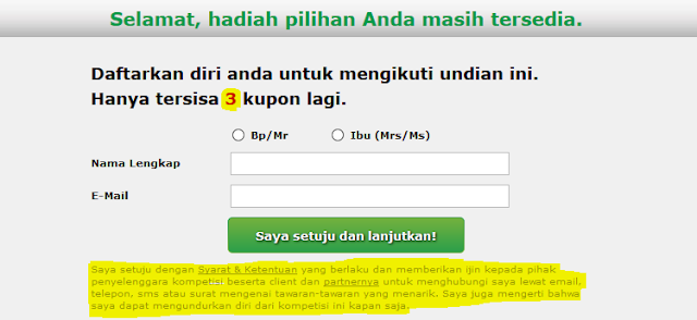 Indo-confirmation.com apakah penipuan? Berikut penelusuran kami