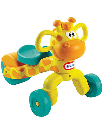 Little Tykes Giraffe Ride On
