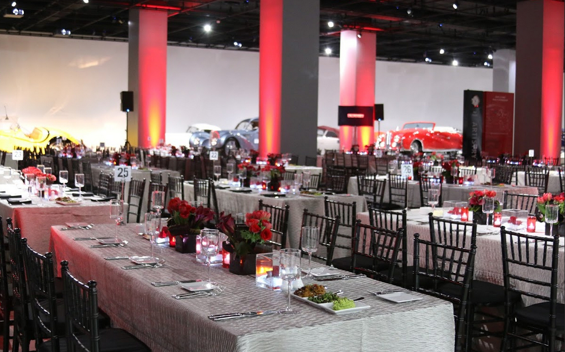 Petersen Automotive Museum Wedding Venues