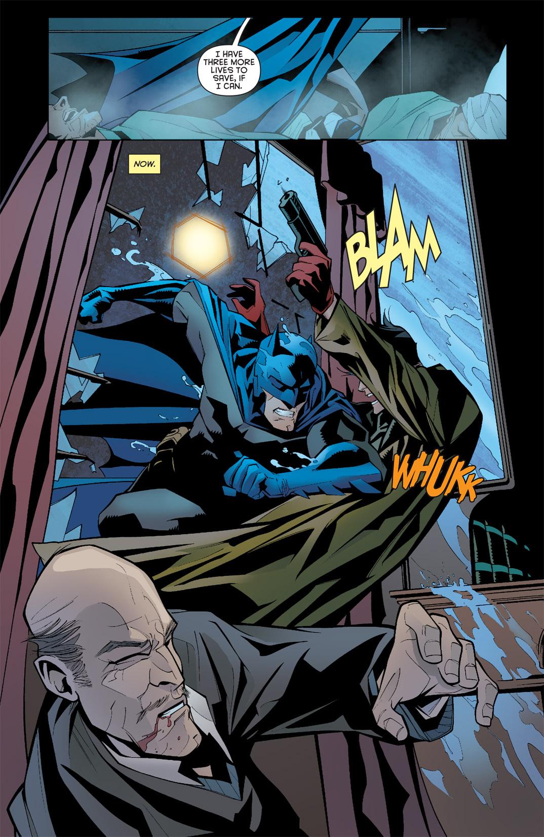 Detective Comics (1937) 850 Page 10