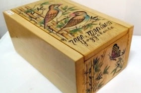 Wooden Gift Box - JH 005