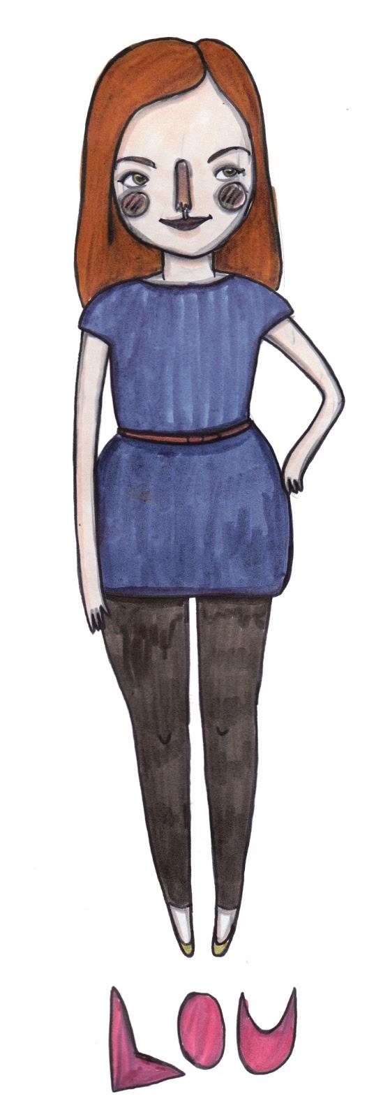 Gemma Flack illustration