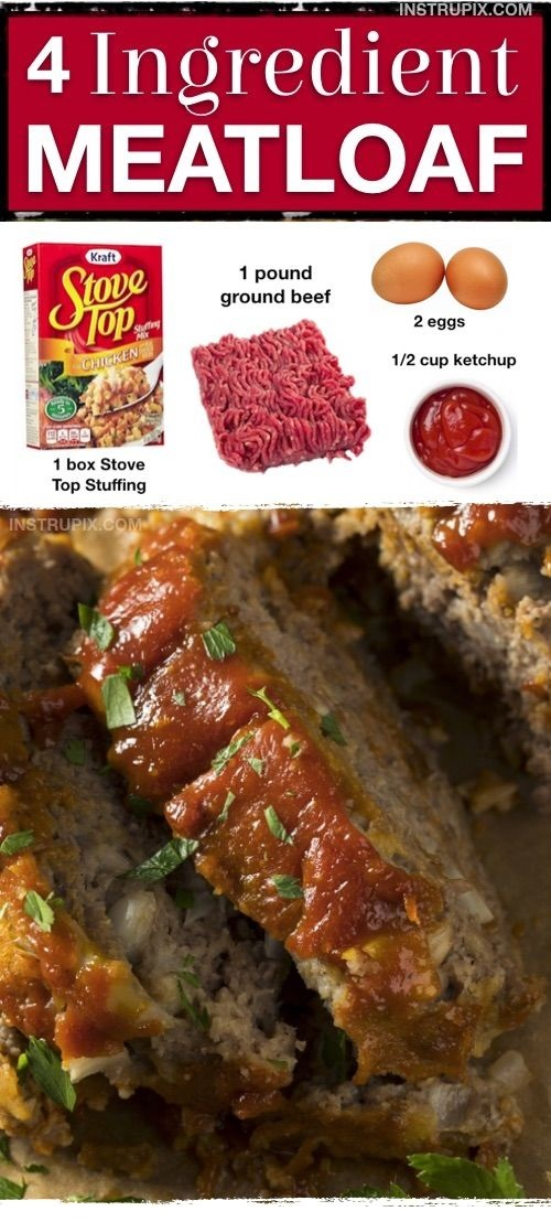 The Easiest And Best Meatloaf You Will Ever Make