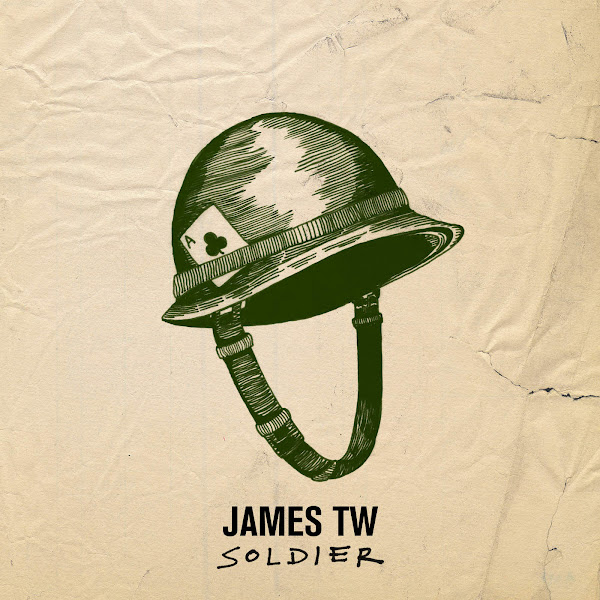 James TW - Soldier - Single Cover