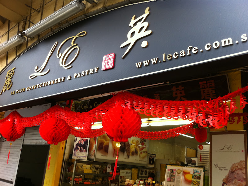 Foodiefc Le Cafe Confectionery Amp Pastry Middle Road 2nd Post