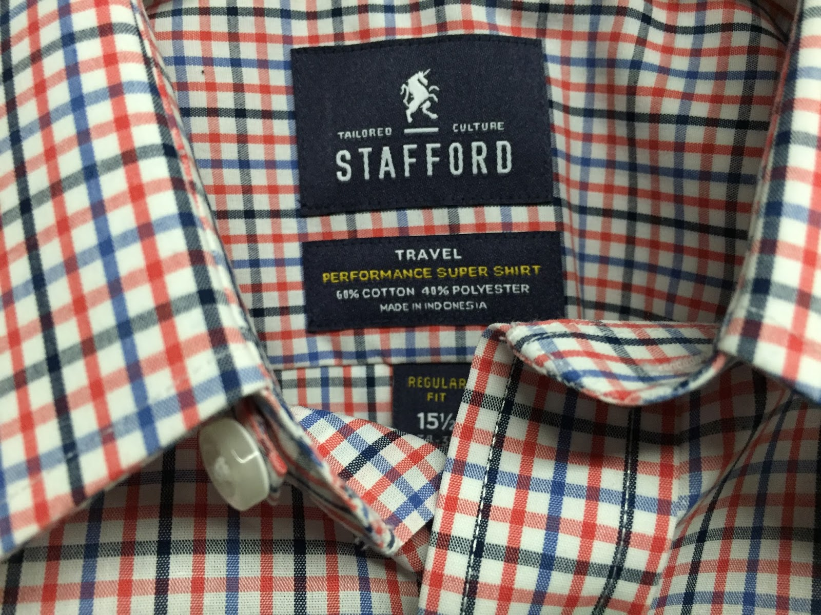 Jcpenney Stafford Short Sleeve Shirts